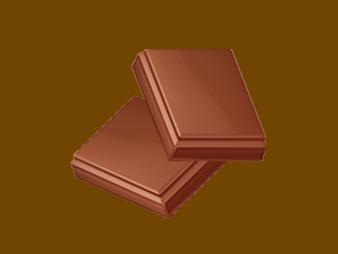 dua potong cokelat joyday 2